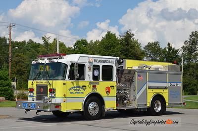 Summerhill Township Engine 80-1: 2006 Spartan/Crimson 1250/750/50