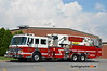 Ebensburg (Dauntless Fire Co.) Truck 22-3: 2005 American LaFrance Eagle 2000/300 100'