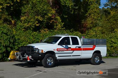 Randolph Township Fire Co. Brush 18-4: 2004 Dodge PP/100