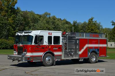 North Shenango Township Fire Co. Engine 17-2: 2009 Spartan/Toyne 1500/1500