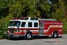 Vernon Central Hose Co (Vernon Township) Engine 23-2: 1995 E-One 2000/1000/50