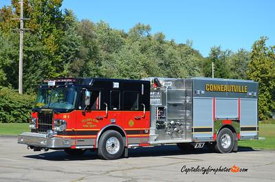 Fellows Club Fire Co. (Conneautville) Engine 8-1: 2014 Spartan/Toyne 1500/1000
