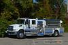 Springboro Fire Co. Pumper Tanker 21-5: 2013 International/Southern Fire 1000/2000
