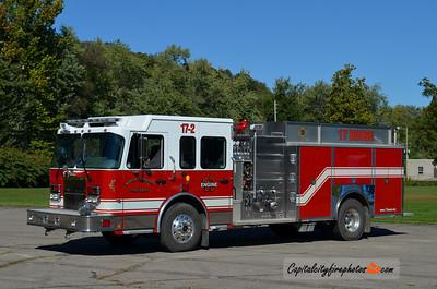 Cambridge Springs Fire Co. Engine 3-1: 2013 Spartan/Toyne 1500/1000/25