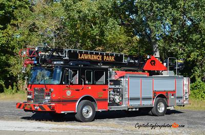 Lawrence Park Fire Co. Ladder 289: 2010 Spartan/Rosenbauer 1250/400 75'