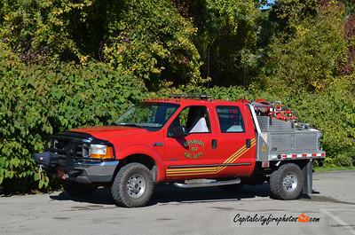Edinboro Fire Co. Brush 397: 1999 Ford