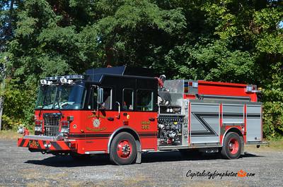 Lawrence Park Fire Co. Engine 283: 2010 Spartan/Rosenbauer 1250/750
