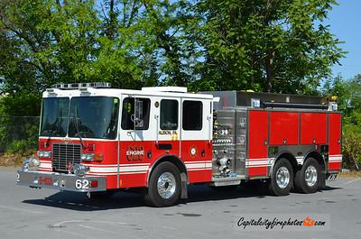 Albion Fire Co. Engine 623: 2012 HME/Toyne 1250/2000