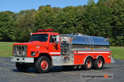 Fairview Fire Co. Tanker 535: 1992 International/4 Guys 1750/500/50