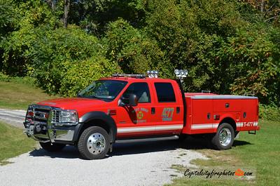 West Ridge Fire Co. (Millcreek Township) Truck 477: 2007 Ford/Garnon