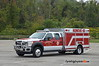 North Franklin Township (Washington Co.) Rescue 43: 2016 Ford F-550/4 Guys 1000/250
