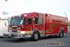 Blairsville (Indiana Co.) Rescue 125: 2008 KME Predator 1500/750