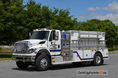 Garrett Fire Co. (Somerset Co.) Tanker 620-2: 2014 International/4 Guys 1000/2000
