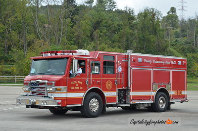 "Cecil Township (Washington Co.) Rescue 10: 2010 Pierce Velocity ""PUC"" 1500/960/40"