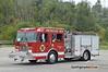 Hutchinson Fire (Westmoreland Co.) Rescue 85: 2007 Spartan/Crimson 1500/1000