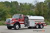 Derry Township FD, Bradenville (Westmoreland Co.) Tanker 71: 2011 International/US Tanker 750/3000