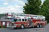 Saxton (Bedford Co.) Truck 35: 1992 Pierce Arrow 2000/200 100' (X-Lower Allen Township, PA)