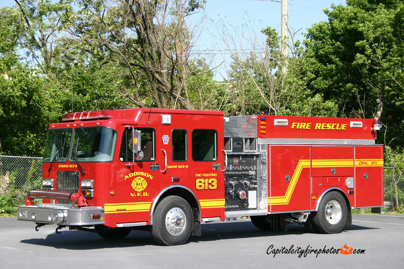 Addison (Somerset Co.) Engine 613-2: