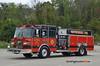 Waynesburg (Greene Co.) Engine 61-10: 2000 Sutphen 2000/1000