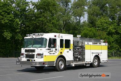 Harmony Township (Beaver Co.) Engine 481: 2006 Smeal Sirius 2000/1000