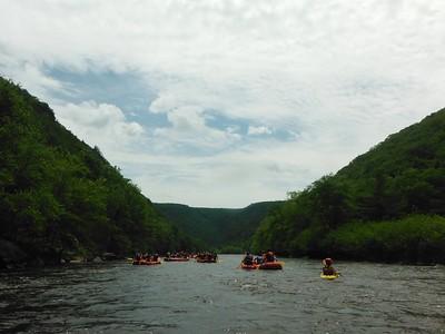 White Water Rafting - PA