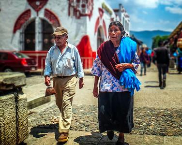San Cristobal people.