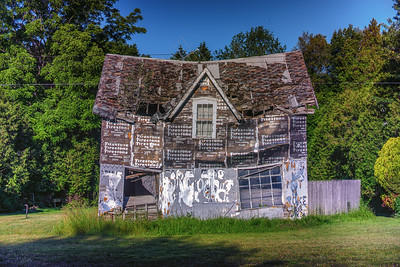 Bit of a fixer upper this one.