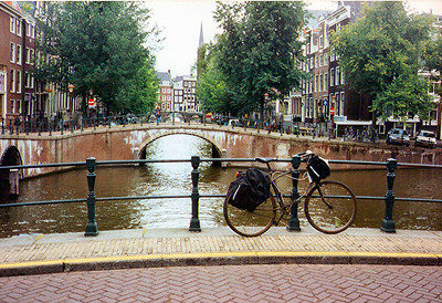 Amsterdam arrives!