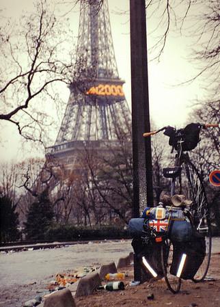 The Eiffel Tower 2000.