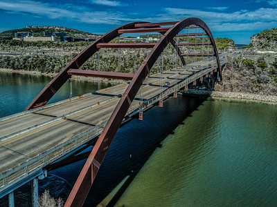 360 / Pennybacker Bridge - Austin, Texas