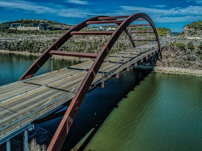 360 / Pennybacker Bridge - Austin, Texas