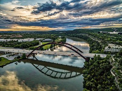 360 Bridge Reflections 1