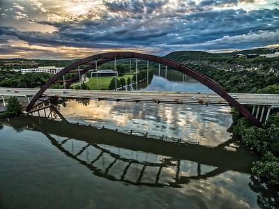 360 Bridge Reflections 5