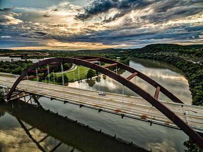 360 Bridge Reflections 4