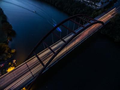 Over 360 Bridge Night
