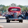 Participant in Saturday's 80th annual Apple Day Parade in Penrose. Lisa Rix/Daily Record