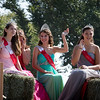 Penrose Apple Day Court on Saturday during the 80th annual parade in Penrose. Lisa Rix/Daily Record