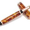 Baron Satin Copper Fountain Pen  Toffee Lava