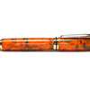 Baron Gold Fountain Pen shown with Monet Orange