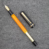 Beaumont Pneumatic in Orange Crush Acrylic
