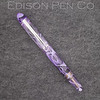 Menlo Pump Filler in Translucent Purple Swirl Acrylic