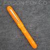 The #76 in Crushed Orange Fleck Acrylic