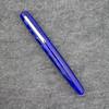 Pearl in Cobalt Flake Acrylic