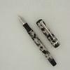 Beaumont in Gray/Black/Cream Flecked Acrylic