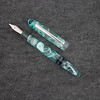 Menlo Draw Filler in Mint Translucent Swirl