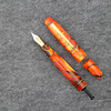 Collier Draw Filler in Persimmon Swirl Acrylic