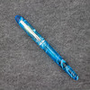 Menlo Draw Filler in Light Blue Translucent Swirl Acrylic