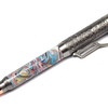 Lever Action Antique Nickel Ballpoint shown with Tapestry Vaper Swirl