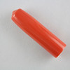 Solid- Orange Acrylic