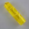 Swirl- Yellow Translucent